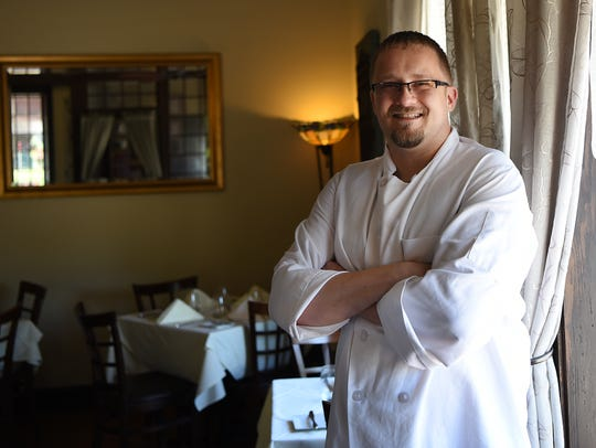 Kevin Portscher, the Chef-Owner of Village Green Restaurant