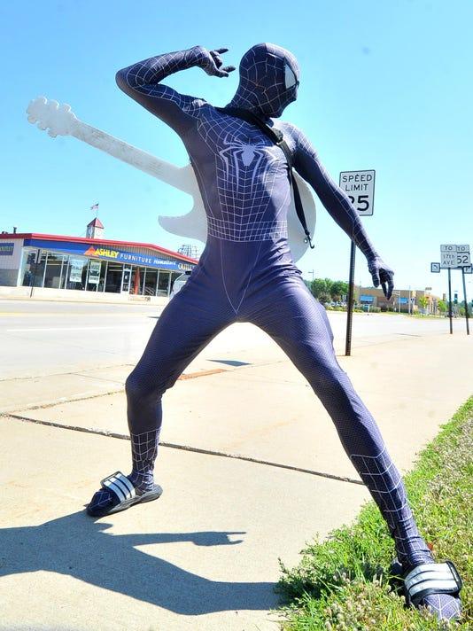 WDH Super Hero