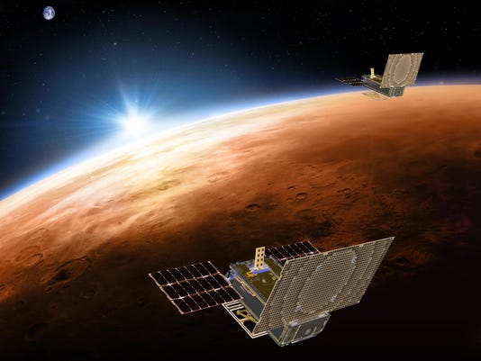 Mars Landing Sidekicks