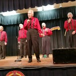 The musical duo Cahlua & Cream will perform at the Lake Kennedy Senior Center on Thursday.