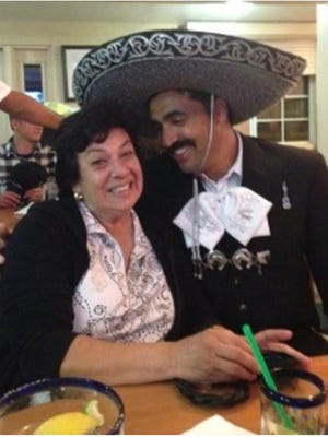 Monica Murguia took over El Mexicali Cafe after her mother Carmen retired 10 years ago. She is now the owner of the oldest woman-owned Mexican restaurant in the Coachella Valley.