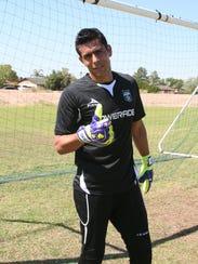Oswaldo Javier Sánchez Ibarra.