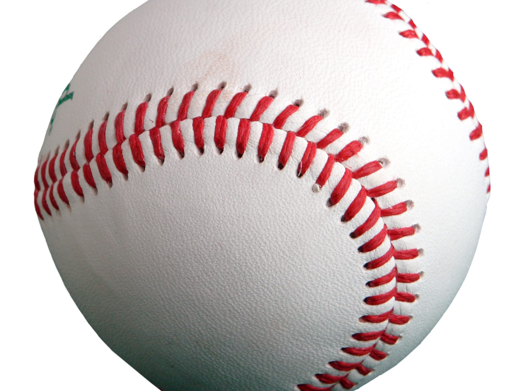Baseball illustration.