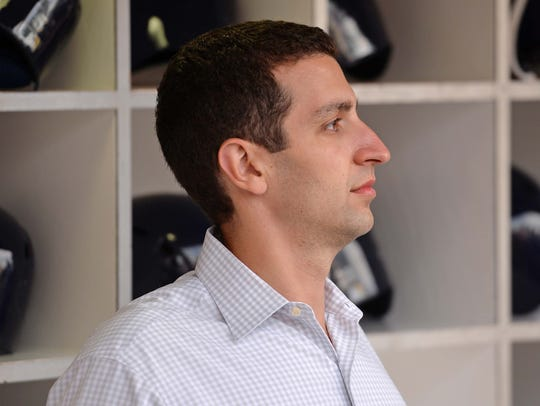 David Stearns has helped the Brewers achieve new heights, with a number of successful maneuvers since his arrival in 2015.