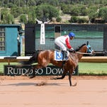 Trainer Todd Fincher won each of the three trials to the $173,171 Mountain Top New Mexico-Bred Thoroughbred Futurity on Friday afternoon at Ruidoso Downs and he placed at least five juveniles in the five-furlong finals on July 31.
