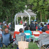 Relax, unwind – gazebo concerts are back