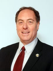Union County Freeholder Bruce H. Bergen.