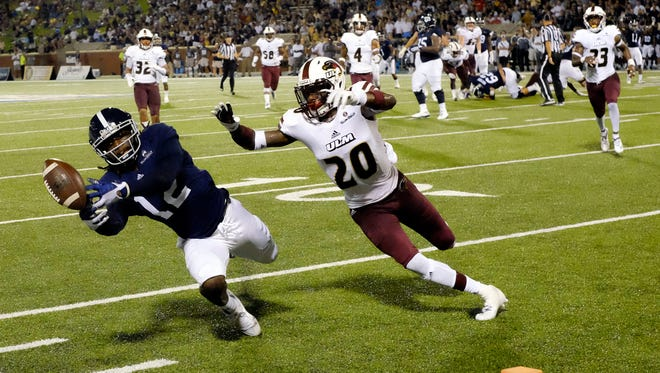 ULM will sit out this Saturday on a bye week before travelling to Auburn on October 1.