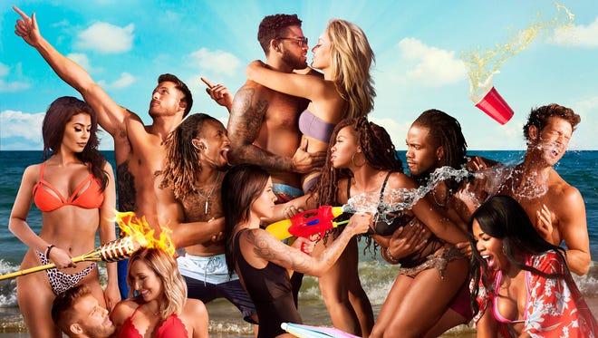 "MTV's ""Ex on the Beach"""