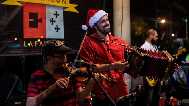 """The Pine Leaf Boys will be featured in the holiday concert """"Blayze & Saddles Ruin Christmas,"""" 8 p.m. Friday at the Feed & Seed."""