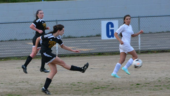 Tuscola's soccer team is 5-0-0 in the Western North Carolina Athletic Conference after Monday's win at Pisgah.