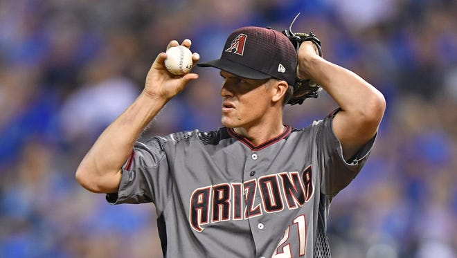 Arizona Diamondbacks pitcher Zack Greinke is among the highest paid players in MLB.