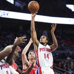 Live: Pistons lose 99-96 against Rockets