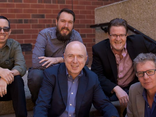 Michael Tray and his jazz quartet Hora Certa will be in concert Sunday at Wheeler Concert Hall Sunday.