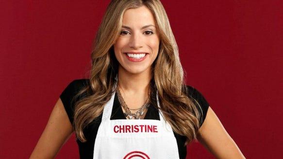 'Master Chef' contest Christine Silverstein