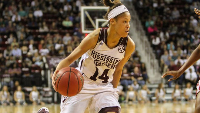 Mississippi State senior Kendra Grant waited four years to play in the NCAA Tournament.