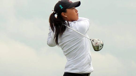 Mississippi State sophomore Jessica Peng helped MSU secure a No. 2 ranking to end the regular season.