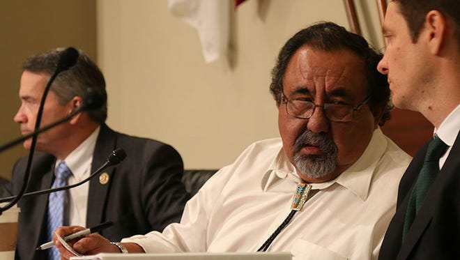 Rep. Raul Grijalva, D-Tuscon, at a House Natural Resources subcommittee hearing, said a bill to protect hunting on federal lands is overkill.
