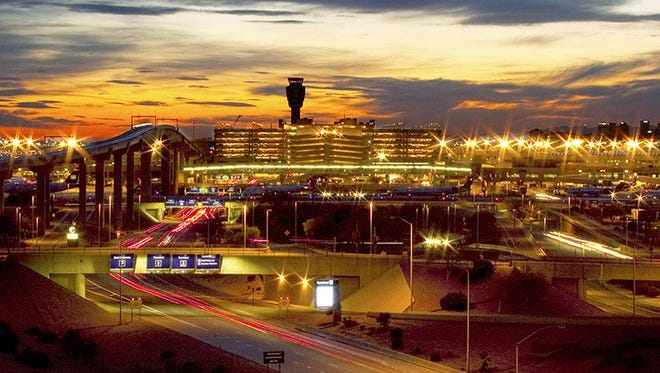FAA changes to flight paths at Phoenix Sky Harbor International Airport has led to noise complaints from neighbors.