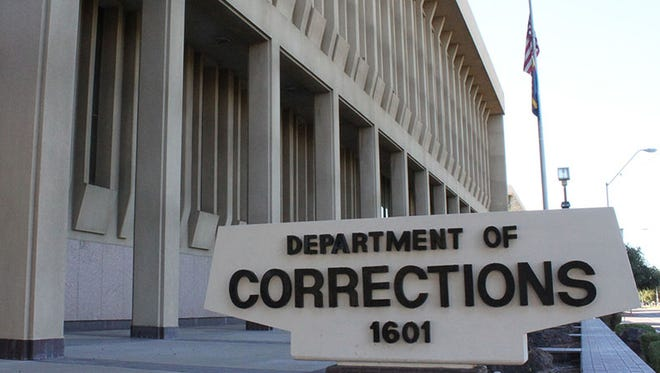 The Arizona Department of Corrections headquarters in Phoenix.