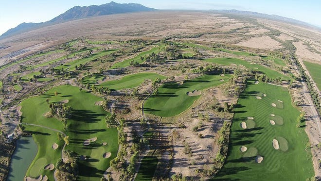 Juniors under 17 play for free at #miniDunes at Southern Dunes in Maricopa.