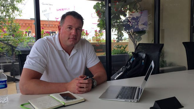Nate Reis, CEO of Railway Technologies, said he believes he has unlocked the secret to helping local businesses get customers in the door.