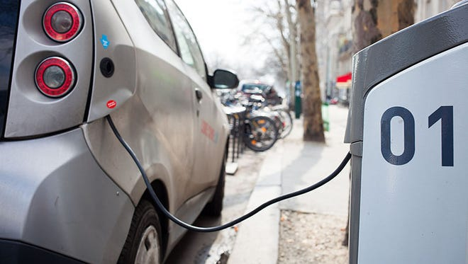 One element working against electric vehicle sales in Arizona is a lack of public charging stations. There are 400 in Arizona, compared to 4,000 in California.