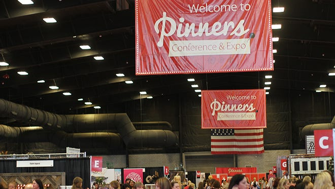 Nearly 1,000 people attended the Pinners conference in Scottsdale.