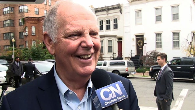 """Incoming Rep. Tom O'Halleran, D-Sedona, said setting up a congressional office is like having 90 days to start a business, but even that is """"a whole different process here."""""""