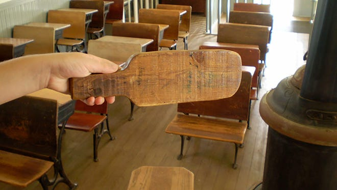 Tennessee is one of 22 states that still allows for corporal punishment. Discipline decisions are made on a local level.