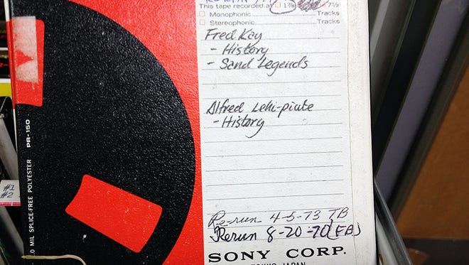 Navajo historians and librarians say no one has ever fully cataloged the tapes, but the parts they have listened to are a trove of tribal history and culture.