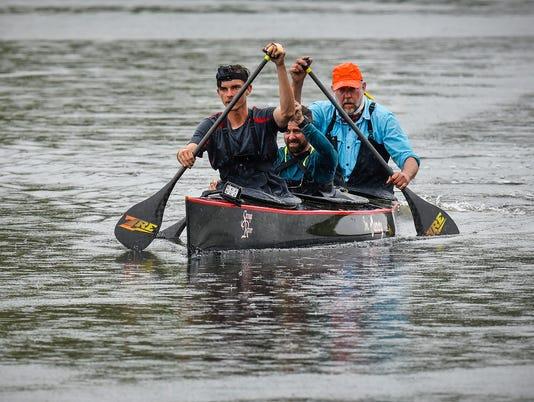 Big Canoe Trip 1