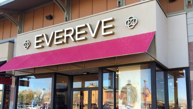 Evereve will open a store in Coralville. It also operates in Des Moines.