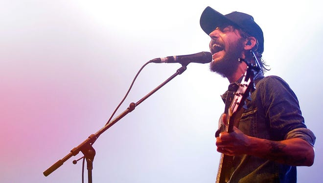 Ben Bridwell will perform with Band of Horses Nov. 5 at Old National Centre.