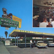 When drive-in restaurants made their way to Mesa