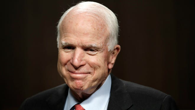 A tissue pathology report could shed light on the gravity of Sen. John McCain's medical condition as he recovers from a craniotomy.