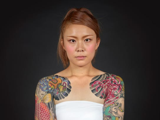 """""""Perseverance: Japanese Tattoo Tradition in a Modern"""