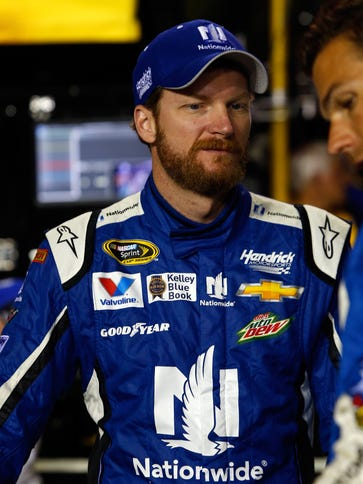 Dale Earnhardt Jr. dominated the Coke Zero 400 in a