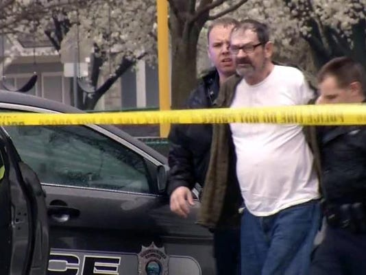 APTOPIX Fatal Shooting Kansas