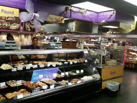 Over the years, the market has expanded from a small grocery store to a facility that's more than 60,000 square feet.