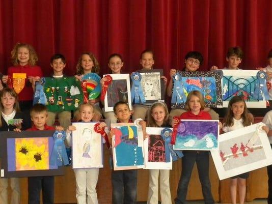 PTC 0524 art show winners