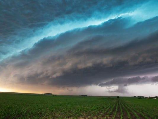 APTOPIX Severe Weather