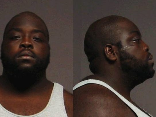 Antoine E. Gibson, wanted by the Broome County Sheriff's