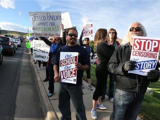 Student Protest US Hi_McDa