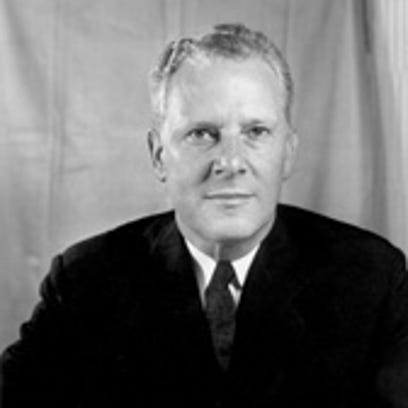 Albert Gore Sr. delivered a weekly radio address during