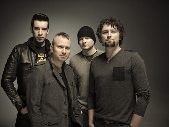 Theory of a Deadman.