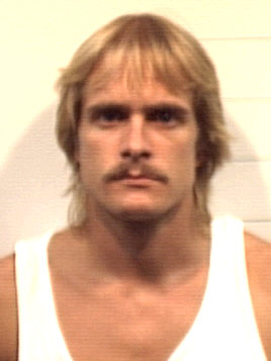 Mugshot of Bryan Kaseno taken Aug. 26, 1992.