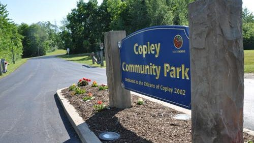 Copley Township's annual recycling day is scheduled from 9 a.m. to 1 p.m. Oct. 3 in Copley Community Park.