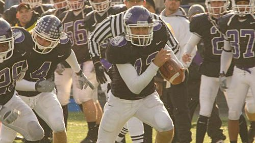 Mount Union's journey to the 2007 Amos Alonzo Stagg Bowl included a national quarterfinal game against St. John Fisher