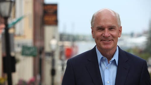 U.S. Rep. William Keating, D-Bourne., is running for re-election.